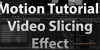 Slicing Effect