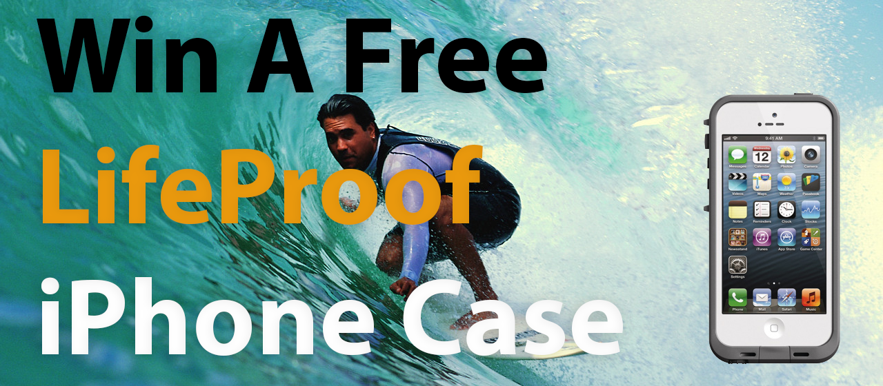 Win A Free LifeProof Case!