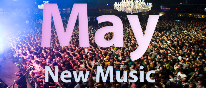 New Music: May 2013 (Rock/Indie)