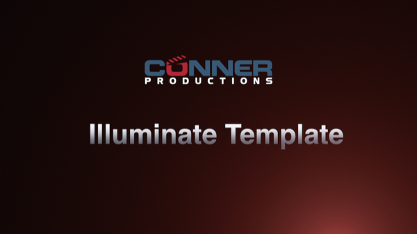 Illuminate FCP X Template